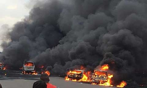 Lagos Tanker Explosion: Take God Out Of Nigeria Problem --- OAP, Yaw