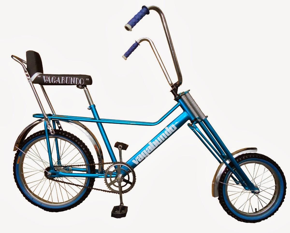 Ni Bicicleta Ni Bicicleto: Ropa De Cholos: Bicicletas Chopper