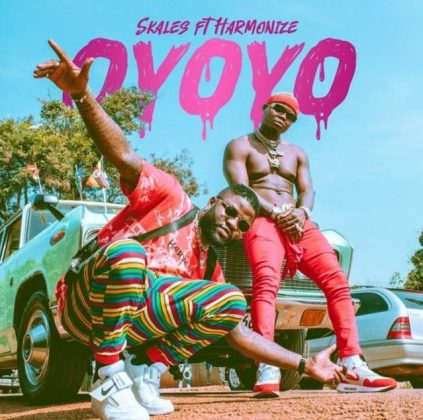 Download Audio | Skales Ft. Harmonize – Oyoyo