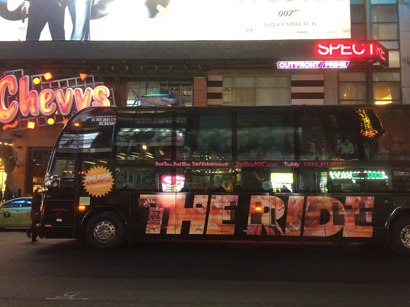 THE RIDE NYC (ザ・ライド) | ニューヨーク | アメリカ - KoM note blog