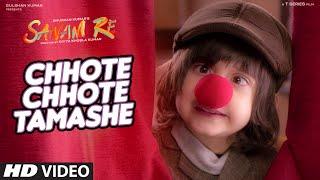 Chhote Chhote Tamashe VIDEO SONG _ Sanam Re _ Pulkit Samrat, Yami Gautam _ Divya Khosla Kumar