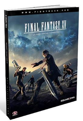 GUIA DE VIDEOJUEGO - Guía Final Fantasy XV  Collector's Edition | Standard Edition  Piggyback - 30 septiembre 2016  Edición en Español | Comprar en Amazon España