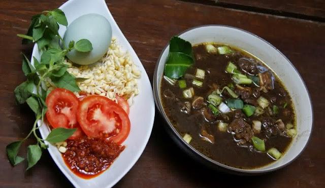 Resep Rawon Daging Sapi Jawa Timur, Cara Membuat Rawon Daging Sapi Jawa Timur