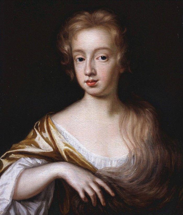 Мэри Бил. Портрет неизвестной