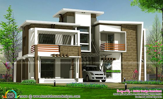 2450 contemporary home with cost of construction