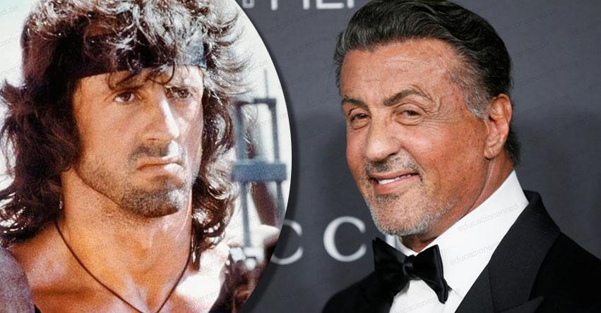 RAMBO V: Sylvester Stallone anuncia el rodaje de la quinta parte del mítico personaje