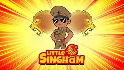 Little Singham 2018 Hindi Download HD All Episode 480p