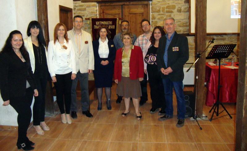 Διδυμότειχο: Βραδιά ιστορίας και βιβλιοπαρουσίασης από τους Καστροπολίτες
