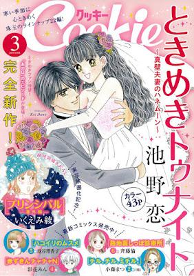 Tokimeki Tonight ganha dois novos capítulos