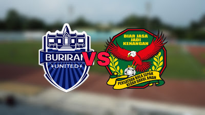 Live Streaming Buriram United vs Kedah Friendly Match 19.1.2019