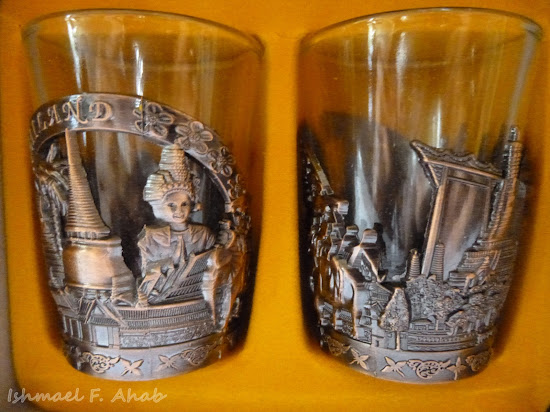 Thailand souvenir - shot glass