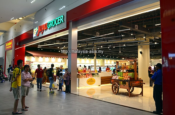 Gateway at KLIA2 Supermarket