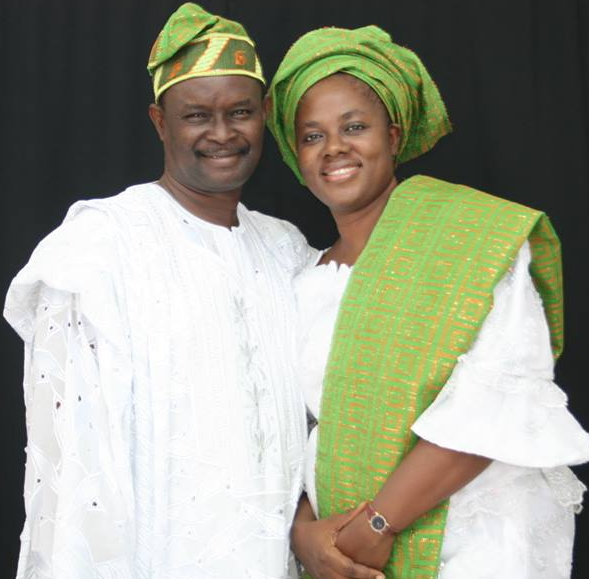mike gloria bamiloye 28th wedding anniversary