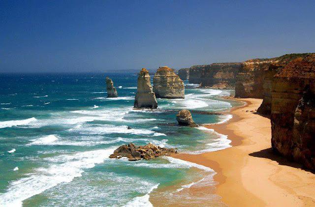 12 apostles, best beach, australia