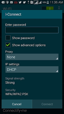 كيفية تسريع الانترنت عن طريق DNS بدون تطبيقات أندرويد