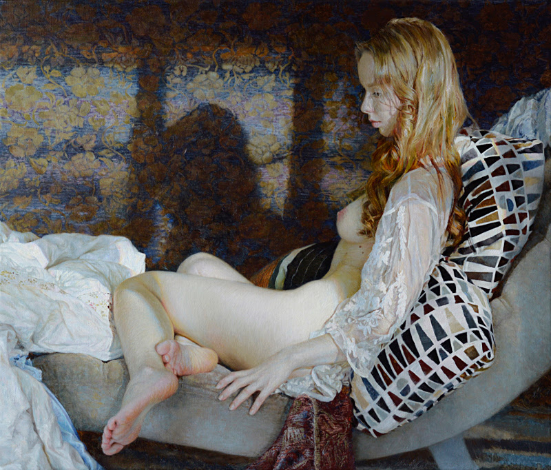 Figurative Paintings by Marina from Russia.