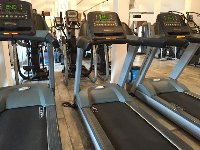 Trójmiejskie siłownie - Adrenaline Gym