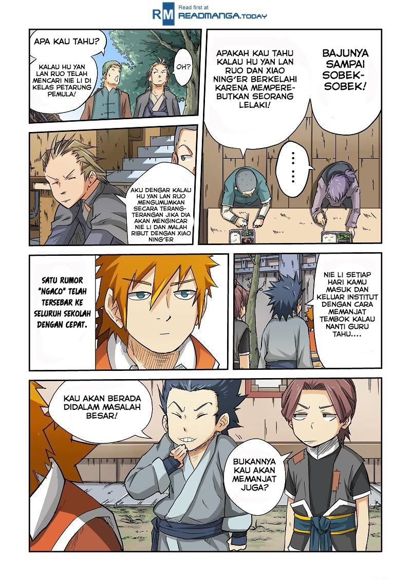 Tales of Demons and Gods Chapter 69