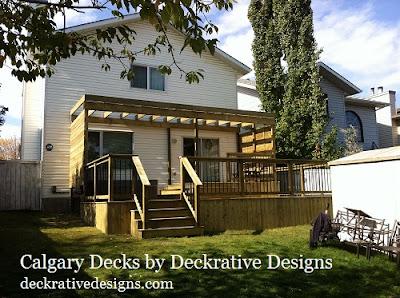 calgary decks