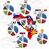 Έλληνες το 1/3 του πληθυσμού σε Αλβανία,Έλληνες, το 15% σε Σκόπια και το 60% σε Βουργαρία.