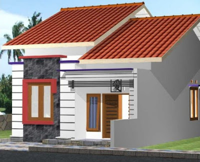 model atap rumah type 36 terbaik nih