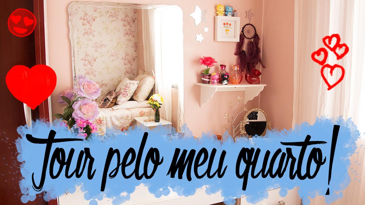 [VÍDEO] #QuartodaAnaAraujo: Tour pelo meu Quarto!