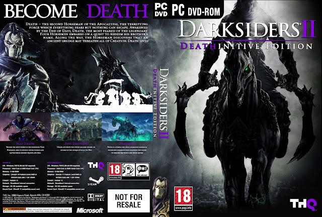 Capa Darksiders II Deathinitive Edition PC
