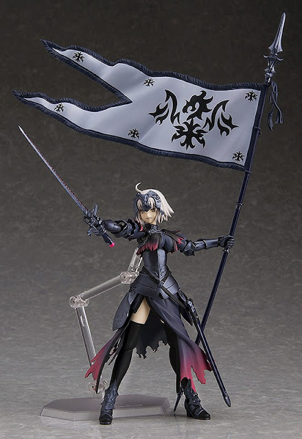 "figma Avenger / Jeanne D'Arc (Alter) de ""Fate/Grand Order"" - Max Factory"