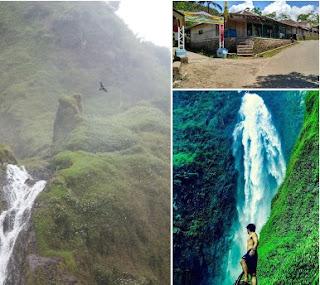 Keindahan Lokasi wisata Curug Citambur