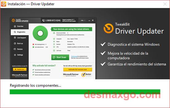 TweakBit Driver Updater 2 Full Gratis captura 2