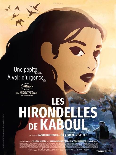 Les Hirondelles de Kaboul [HDRip] [Streaming] [Telecharger]