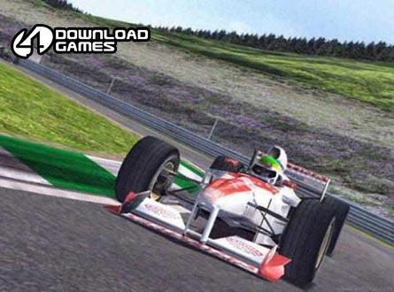 لعبة سباق سيارات فورمولا formula 1 warm up