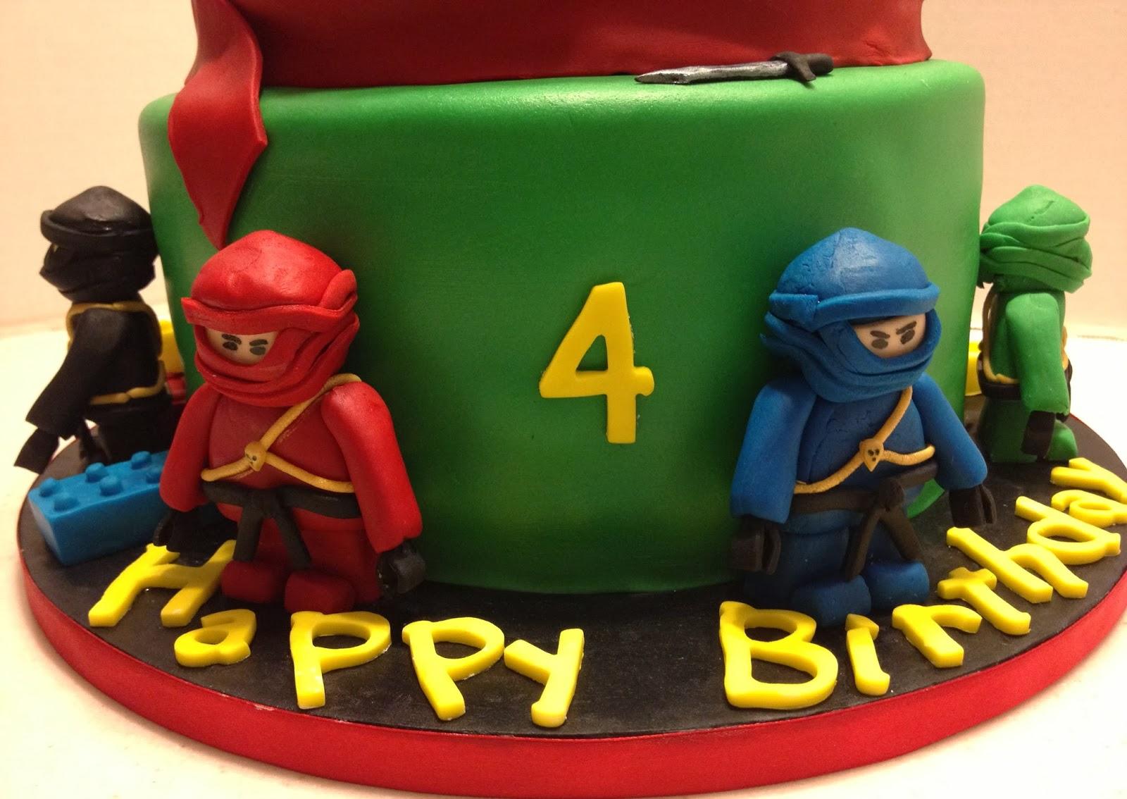 Marymel Cakes Jackson S Lego Ninjago Birthday