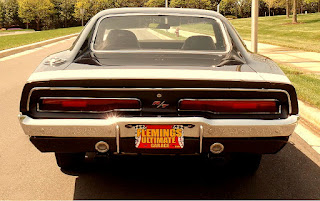 1970 Dodge Charger RT Hemi Rear Picture