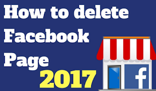 Facebook Page - How To Delete A Page I Created On Facebook 2019