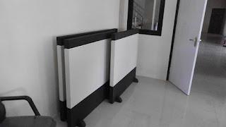 Furniture Kantor Semarang - Partisi Kantor Bisa Dipindah - Pindah