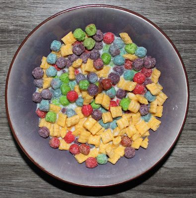 Sally's Berry Colossal Crunch