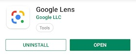 Google Lens update with new design and different modes starts to be released