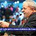 POLÍTICA - Lula é confirmado como Ministro da Casa Civil