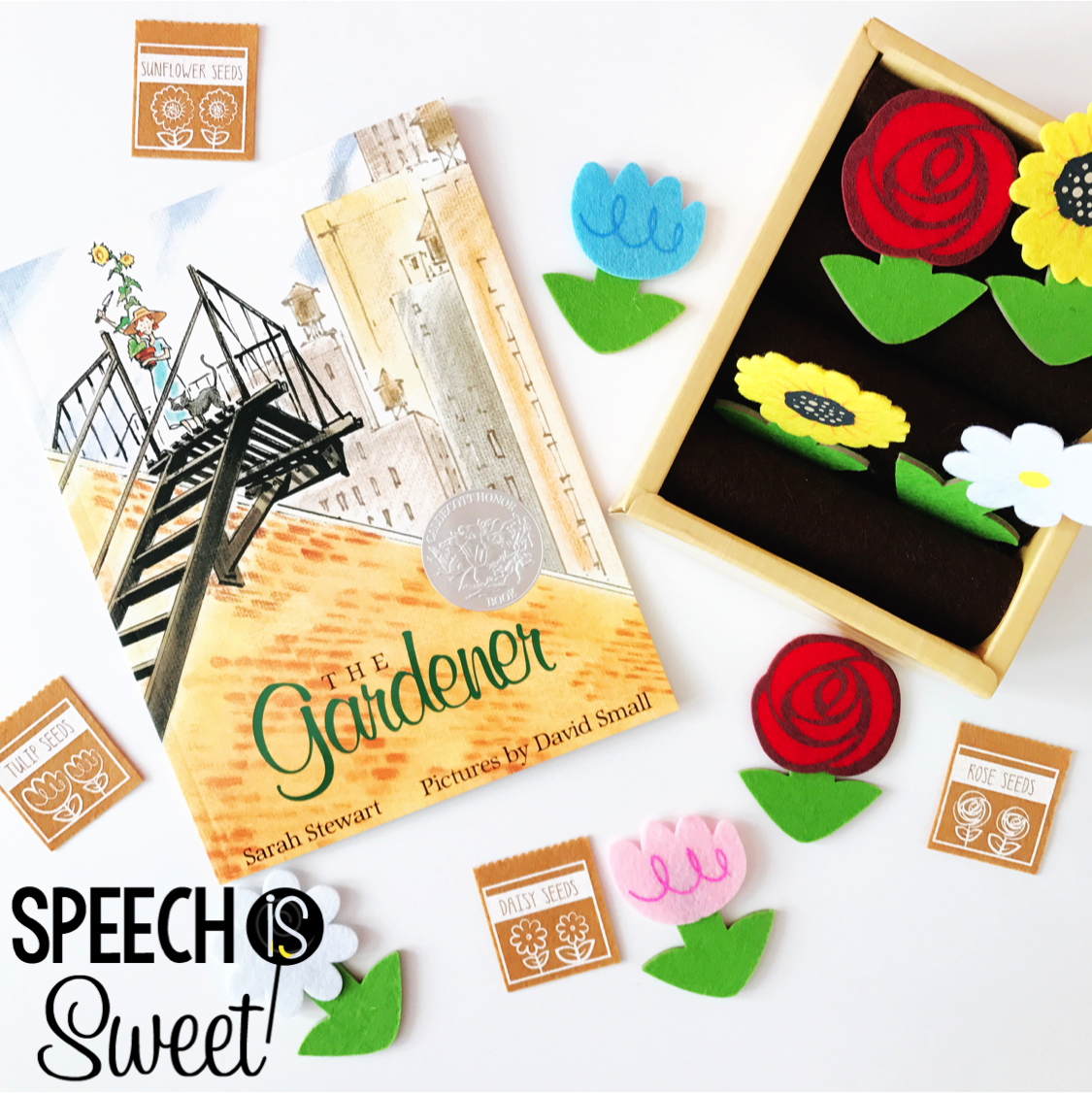 Garden Theme In Speech Therapy