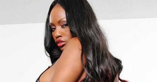 Ebony pornstar list