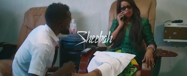 Sheebah Ft. Carol Nantongo - Silwana