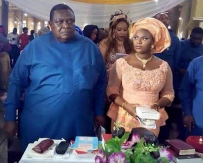 Emmanuel Iwuanyanwu baby dedication