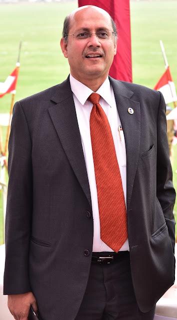 Mr. Gopal Jiwarajka, President PHD Chamber