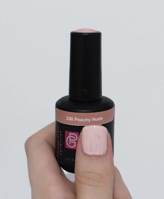 Pink Gellac vintage chic