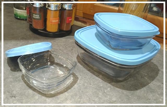 objectif zero dechet dans ma cuisine contenant tupp en verre