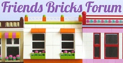 Join Friends Bricks Forum: