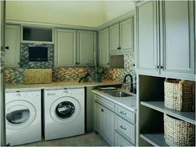 Layout Ideas With Laundry