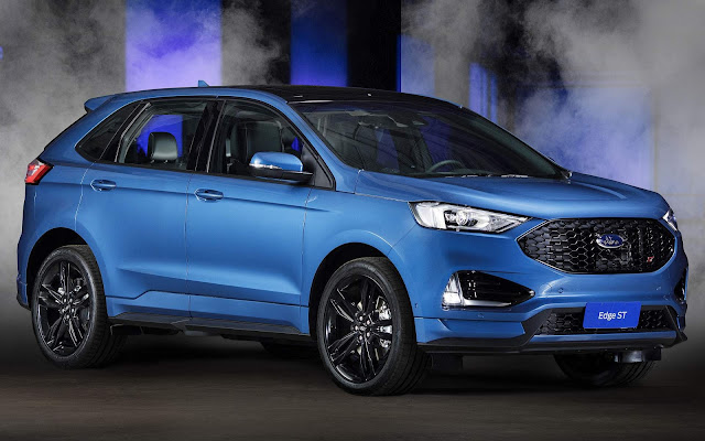 Novo Ford Edge ST 2019 chega por R$ 299 mil reais