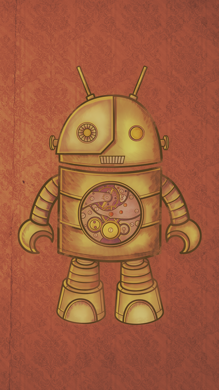 Bugdroid Wallpaper